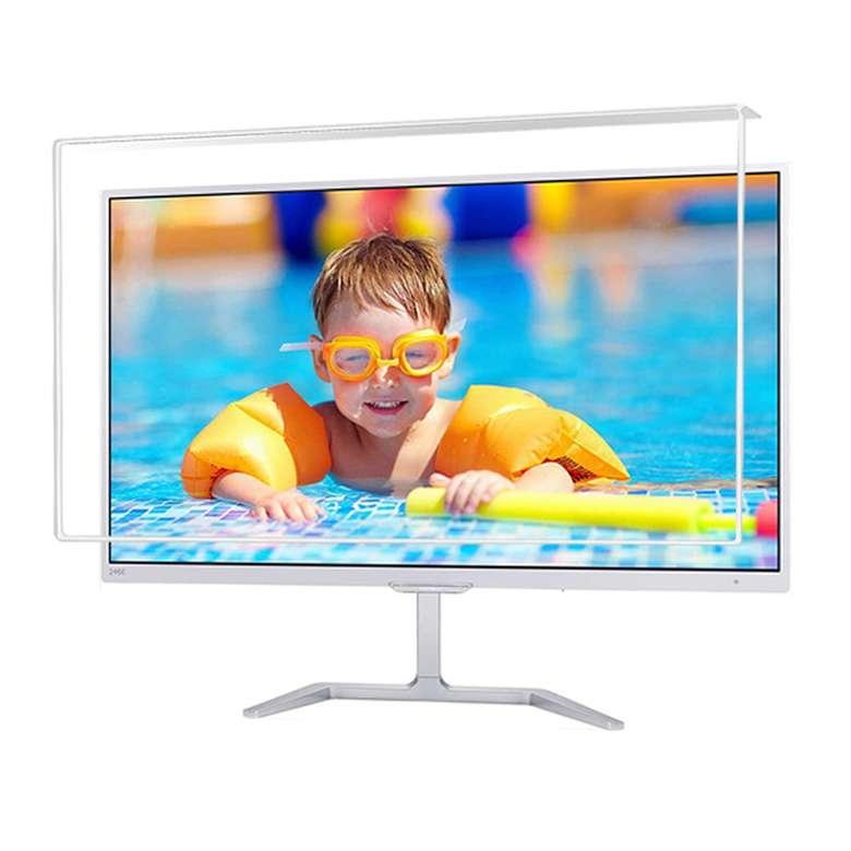 Nunamax 3Mm 24'' (61Ekran) Televizyon Ekran Koruyucu/Ekran Koruma Paneli