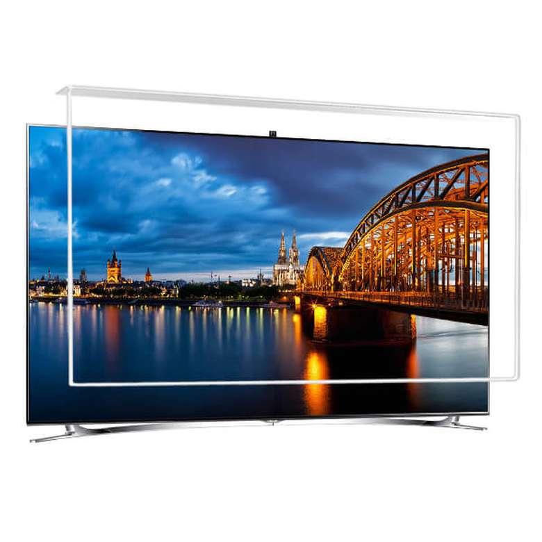 Nunamax 3Mm 40''Curved(102Ekran) Televizyon Ekran Koruyucu/Ekran Koruma Paneli