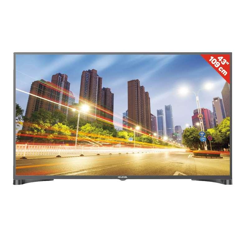 Hi Level HL43DLK13-TNR 43'' FHD Uydu Alıcılı Android Smart Led TV