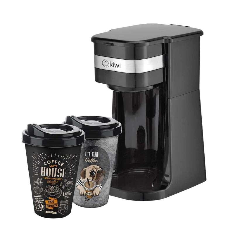 Kiwi Bardaklı Filtre Kahve Makinesi