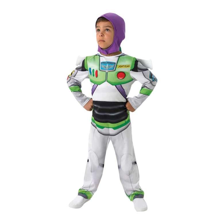 Kostüm Buzz Işık Yılı 61 - Beyaz, 5-6 Yaş