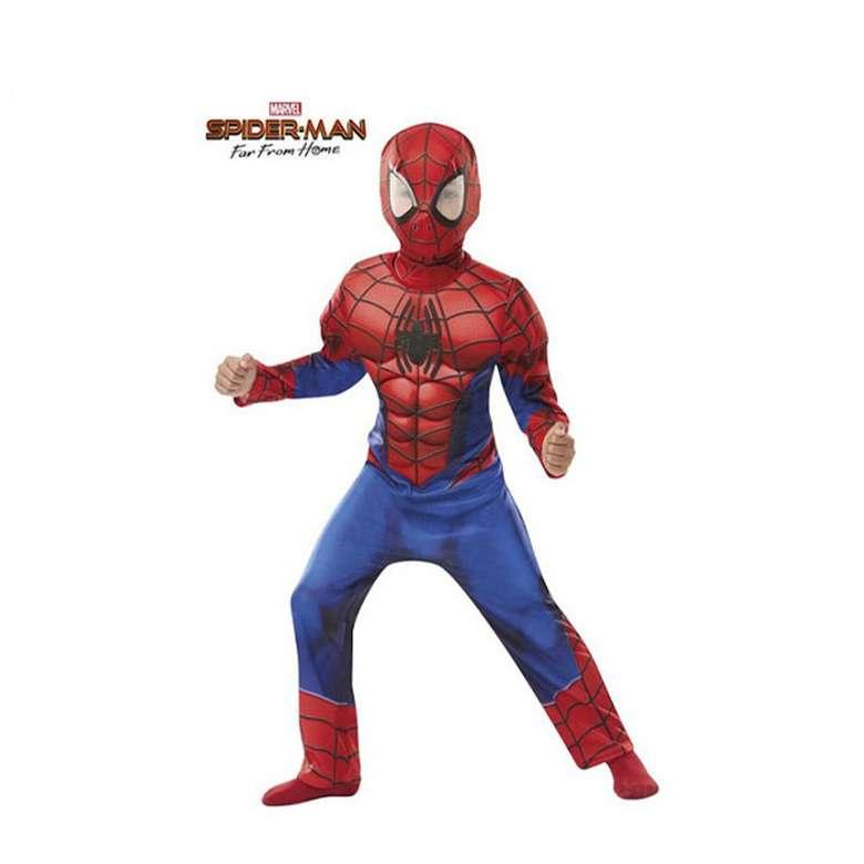 Kostüm Spiderman 64084 - Kırmızı, 5-6 Yaş