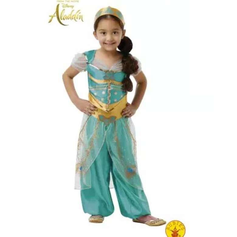 Kostüm Jasmine 300297  Mavi, M