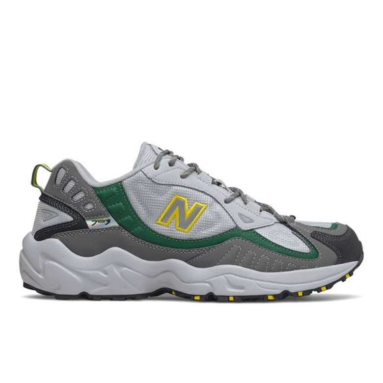 New Balance Erkek Ayakkabı - Gri, 40,5