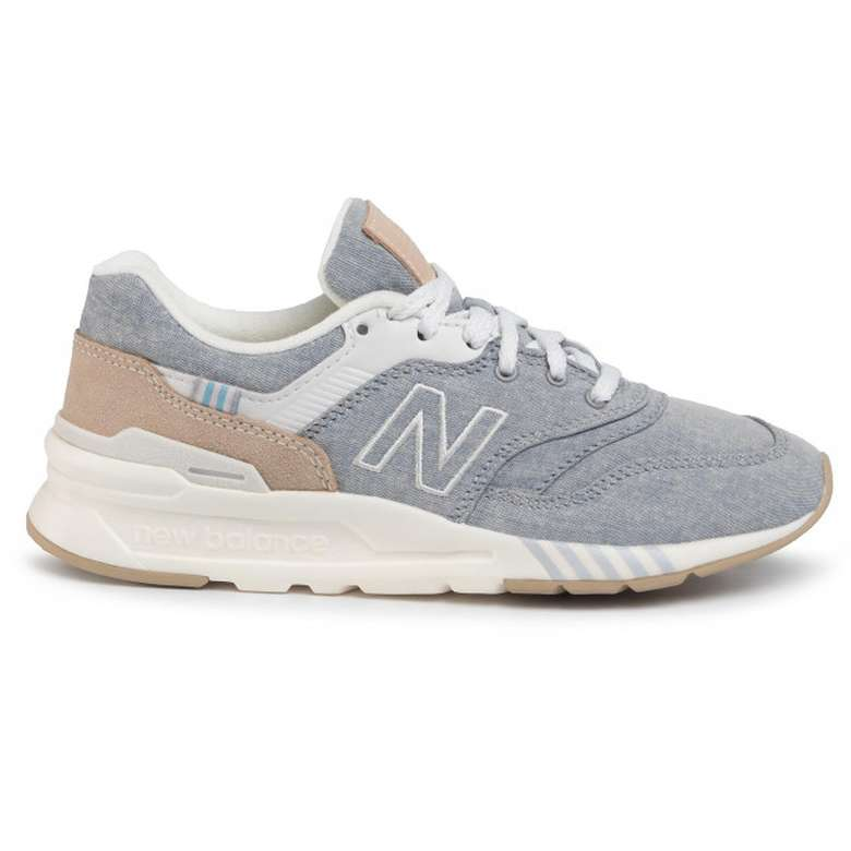 New Balance Kadın Yürüyüş Ayakabı - Mavi, 37,5