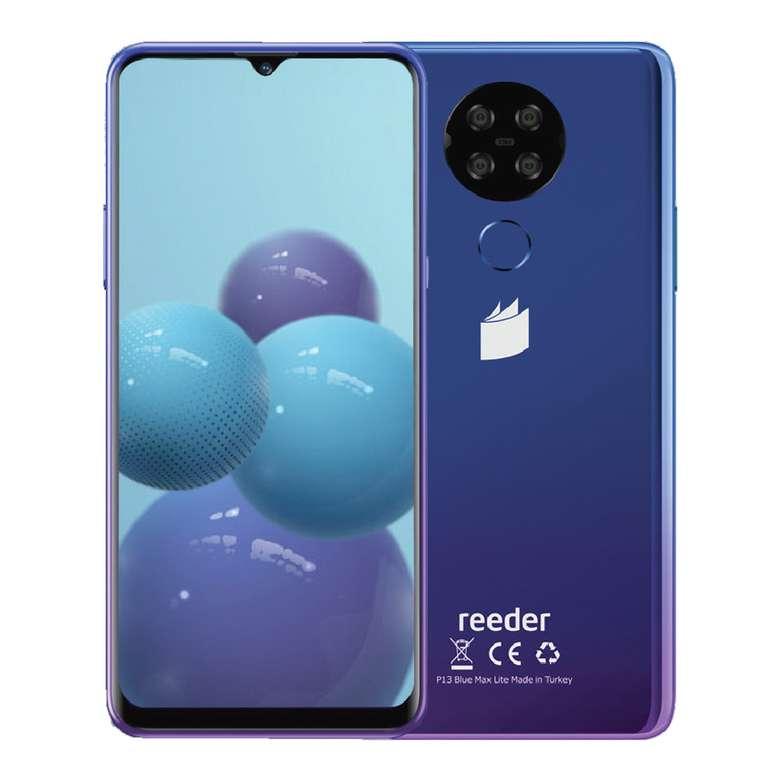 Reeder P13 Blue Max Lite Cep Telefonu
