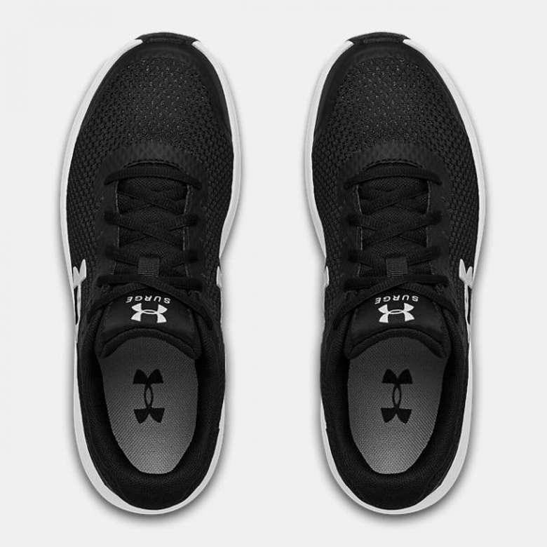 Under Armour 3022605-001 Kadın Spor Ayakkabı - Siyah, 36,5