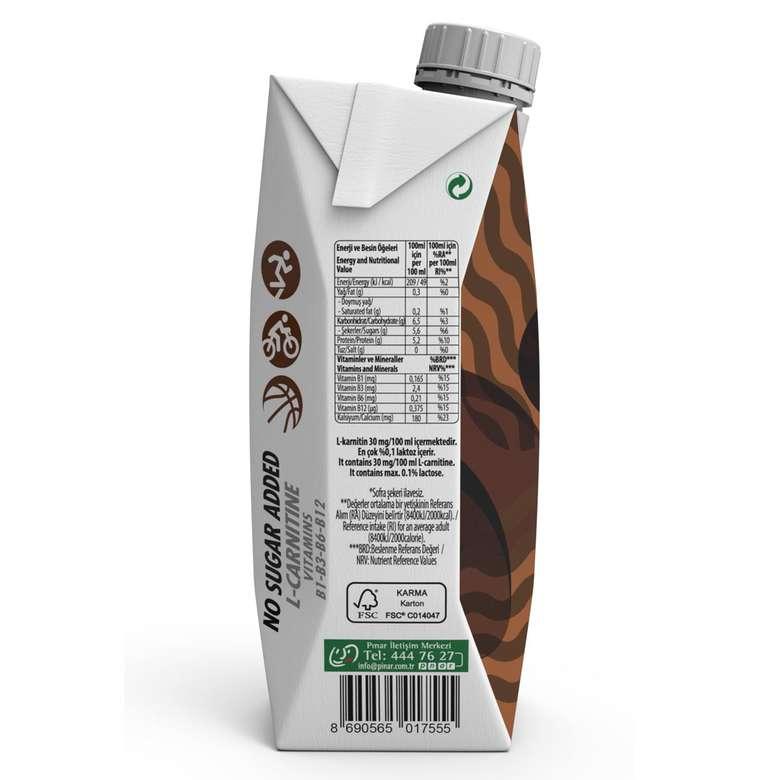 Pınar Süt Proteinli Kakaolu (%0,3 Yağlı) 500 Ml