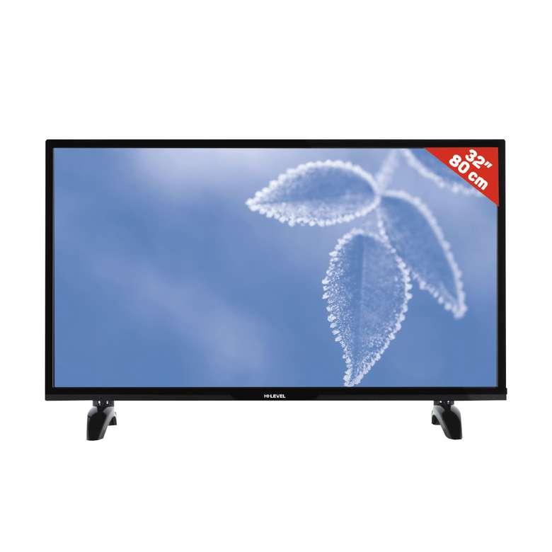 Hi Level 32'' Uydu Alıcılı Smart Led Tv
