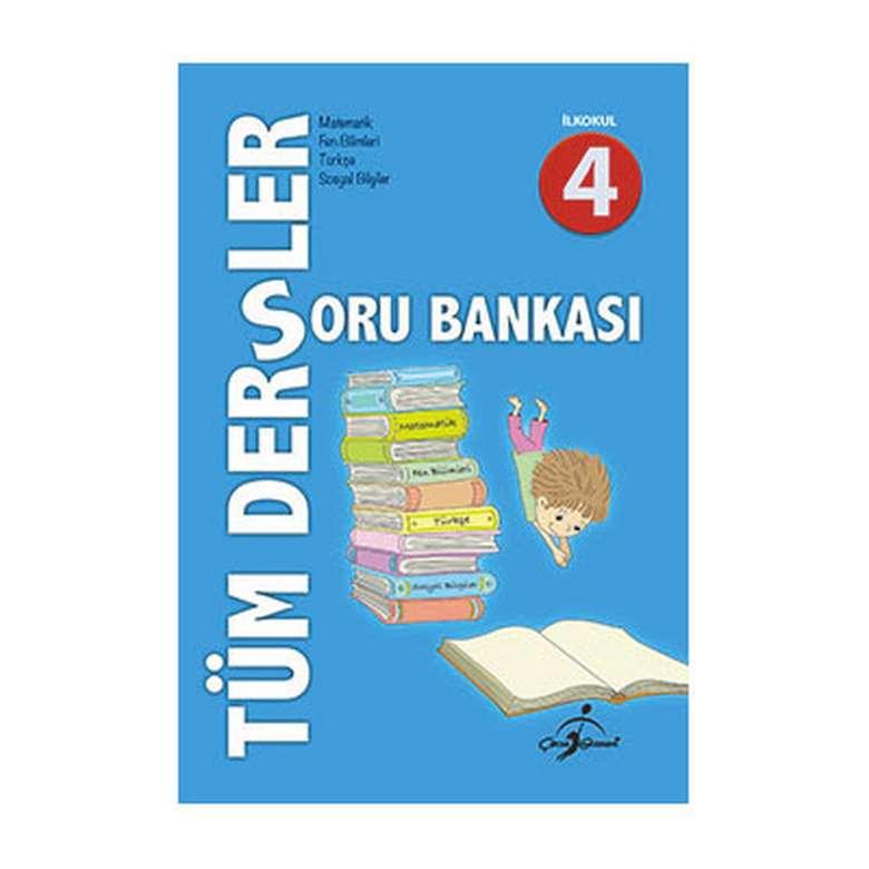 Tüm Dersler Soru Bankası / 4.Sınıf