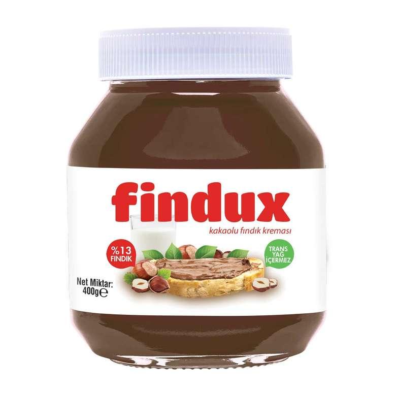 Findux Fındıkyağlı Kakaolu Fındık Kreması 400 G