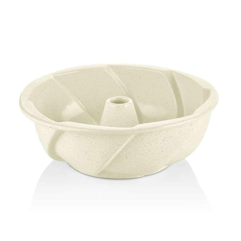 Cook Seramik Kek Kalıbı - Beyaz