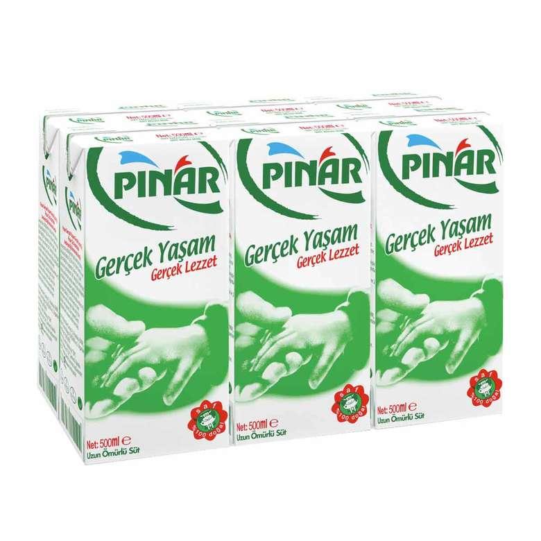 Pınar Süt 6x500 ml