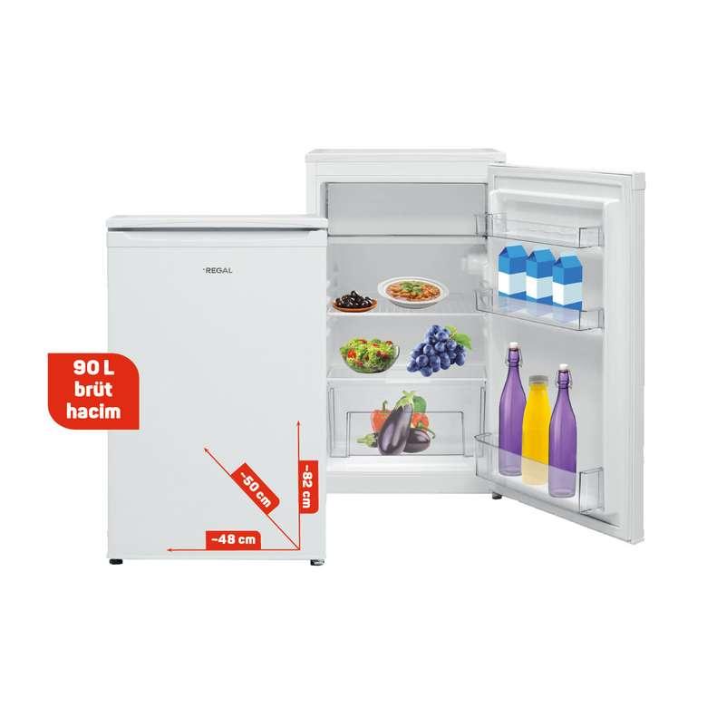 Regal RGL 90 BT/ BT 1001 Büro Tipi Buzdolabı