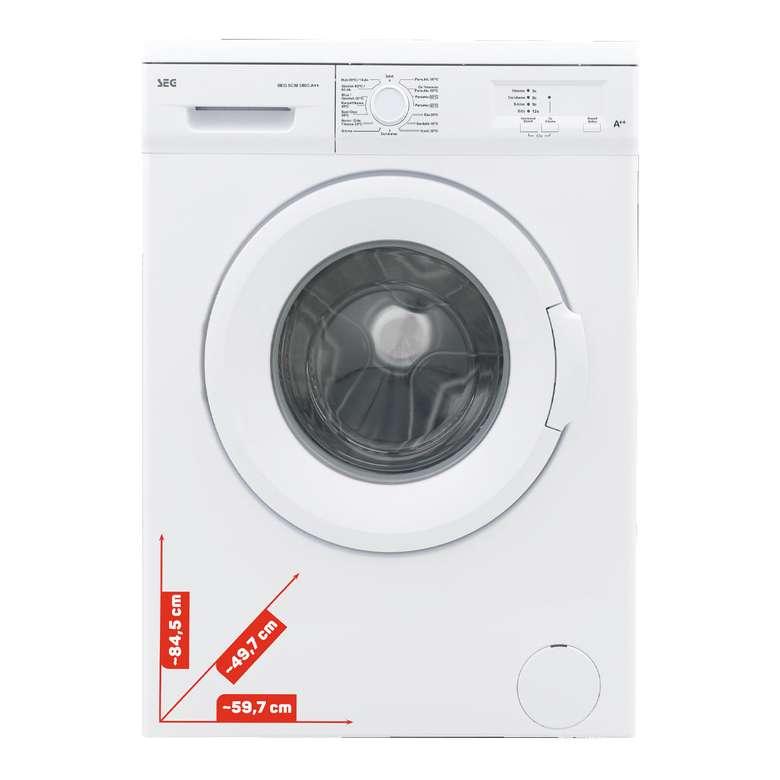 Seg CM 580 5 KG Çamaşır Makinesi