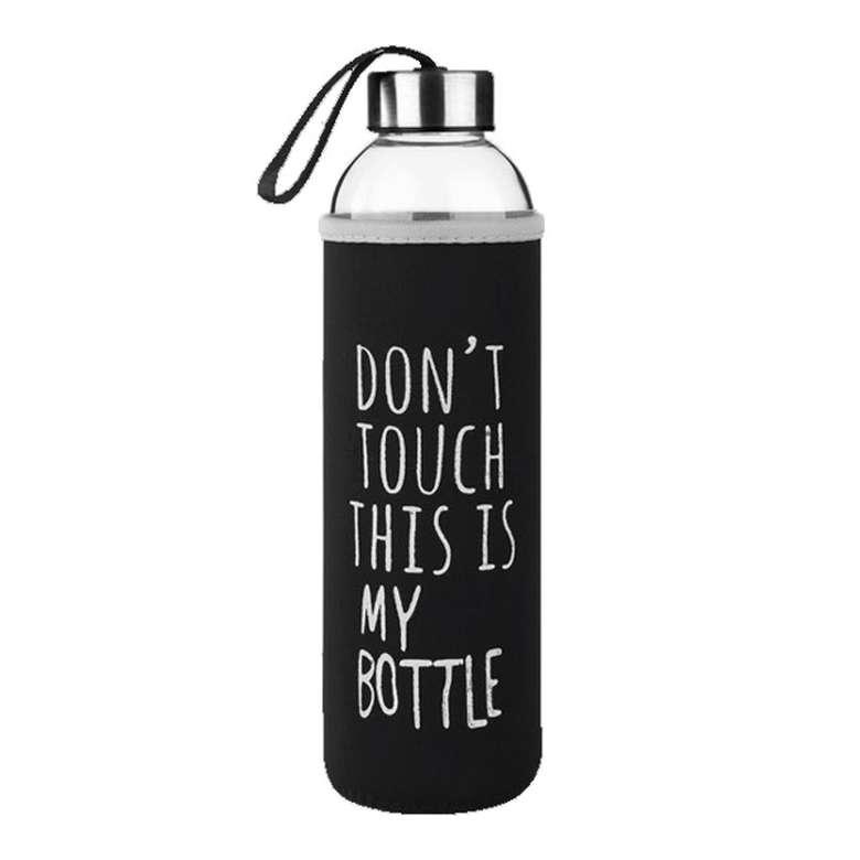 My Bottle Cam Matara 600 Ml - Siyah
