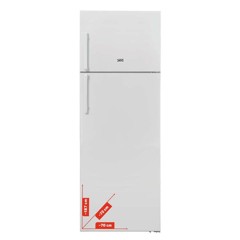 Seg SNF-5200 No Frost Buzdolabı
