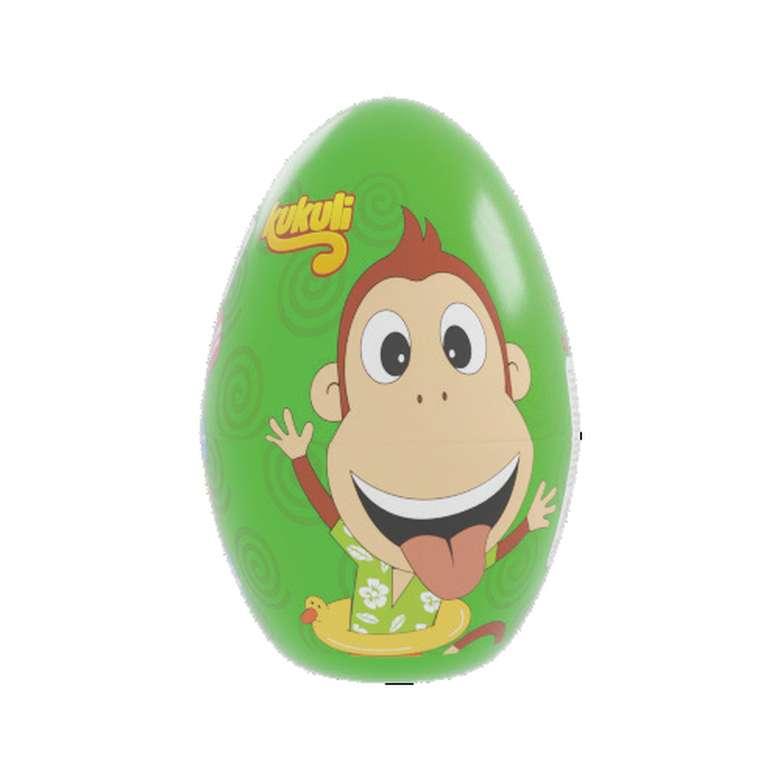 Kukuli Lisanslı Dev Yumurta