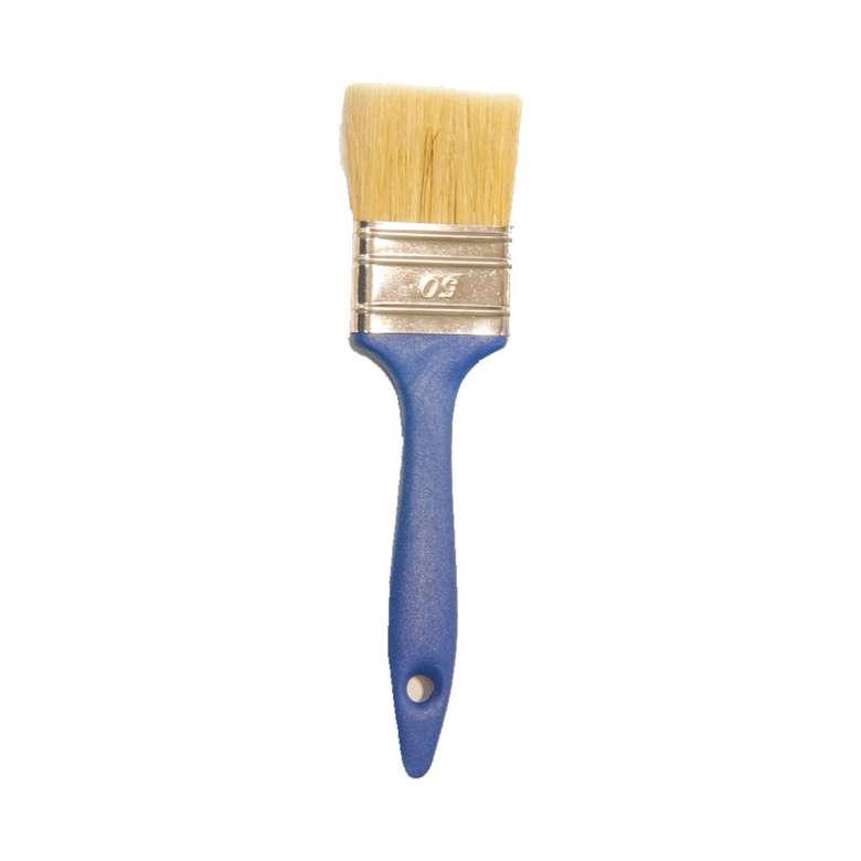Boya Malzemeleri - No:50 Fırça - Koyu Siyah