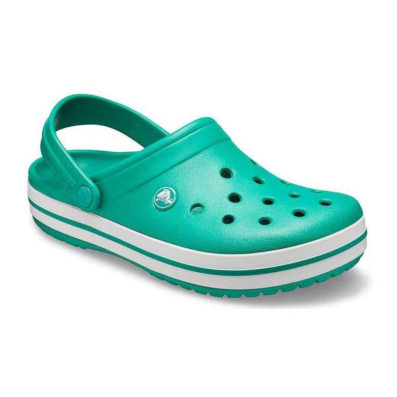 Crocs 11016-3Tl Kadın Terlik Yeşil