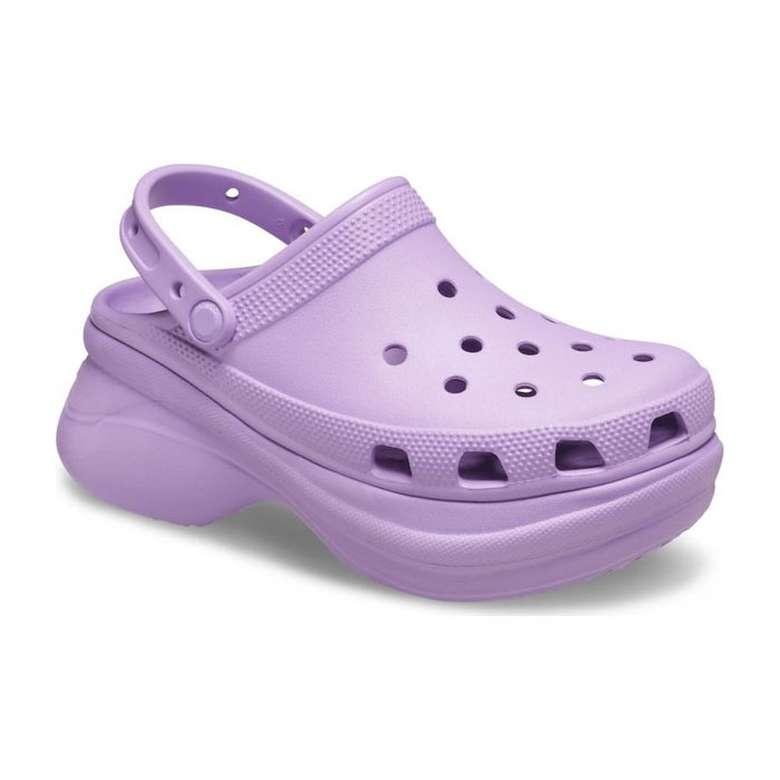 Crocs 206302-5Pr Kadın Terlik - Lila, 39-40