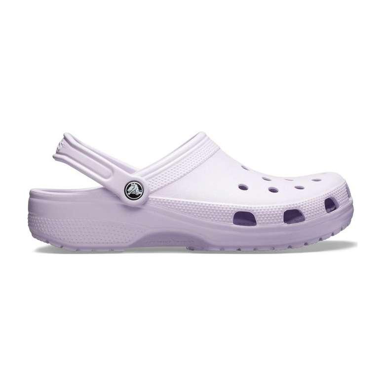 Crocs 10001-530 Kadın Terlik - Lila, 37-38