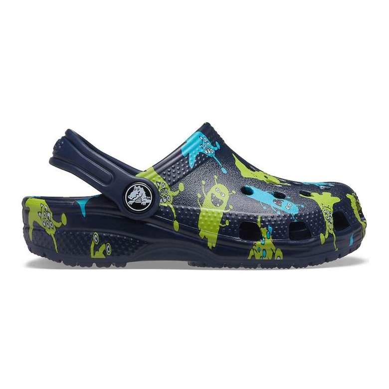 Crocs 206833-410 Çocuk Terlik - Lacivert, 23-24