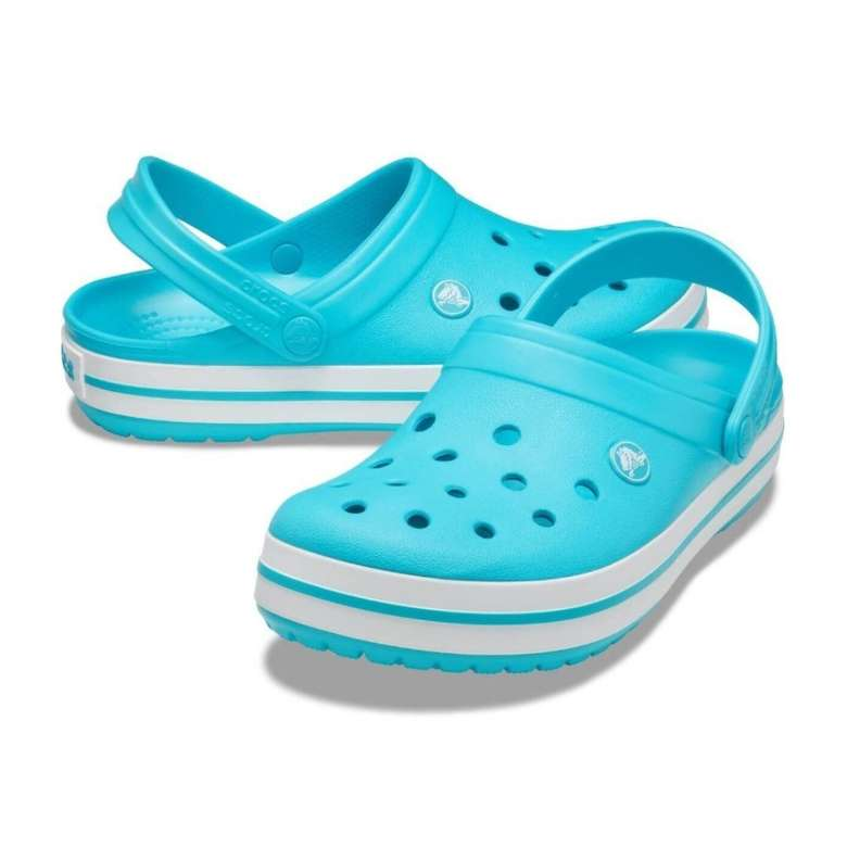 Crocs 11016-4Sl Kadın Terlik - Mavi, 38-39