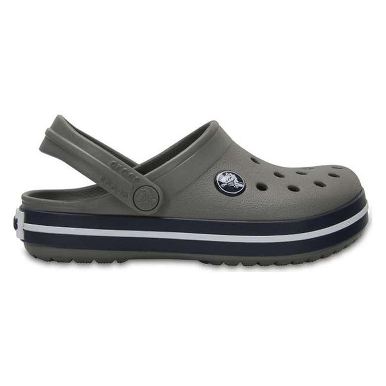 Crocs Crocband Çocuk Terlik - Gri 24-25