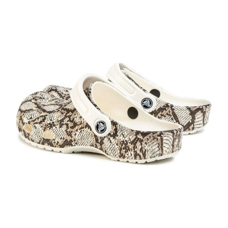 Crocs 206230-13T Kadın Terlik - Renkli, 37-38