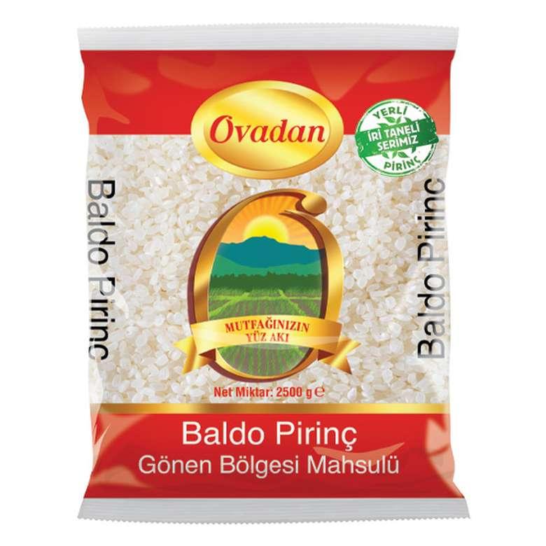 Ovadan Pirinç Baldo Gönen 2500 G
