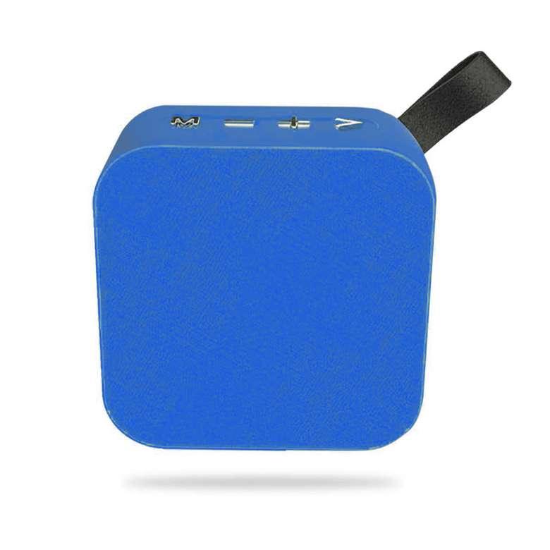 Piranha 7821 Bluetooth Hoparlör - Mavi