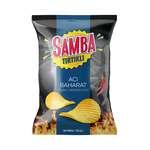 Samba Patates Cipsi Tırtıklı Acı Biber Çeşnili 135G