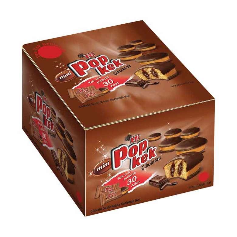 Mini Popkek Kek Kakaolu 30x18g
