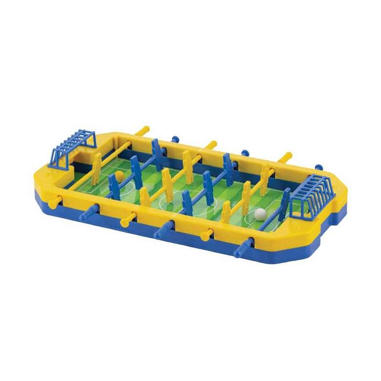 Oyuncak Mini Langırt - Sarı-Mavi