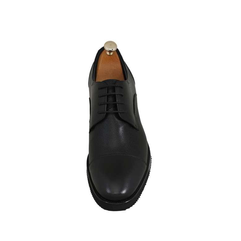 Erkek Ayakkabı Elegante 178-1, Siyah, 39
