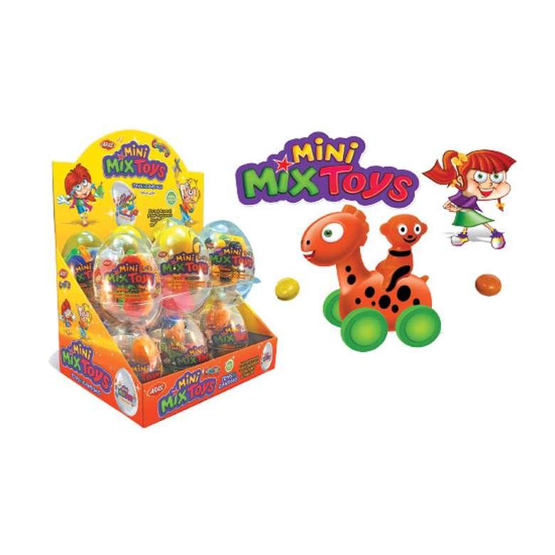 Mini Mix Toys Şeker Oyuncaklı 10 G