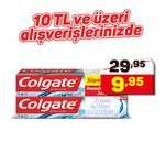 Colgate Diş Macunu Extra Whıte 75+75 Ml