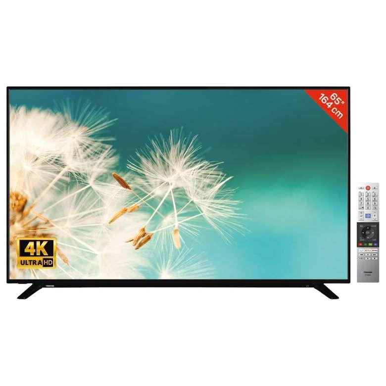 "Toshiba 65UL2063DT 65""  Ultra HD Smart Led Tv"