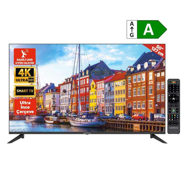 Nordmende NM50F351 50'' Ultra Hd Android Smart Led Tv