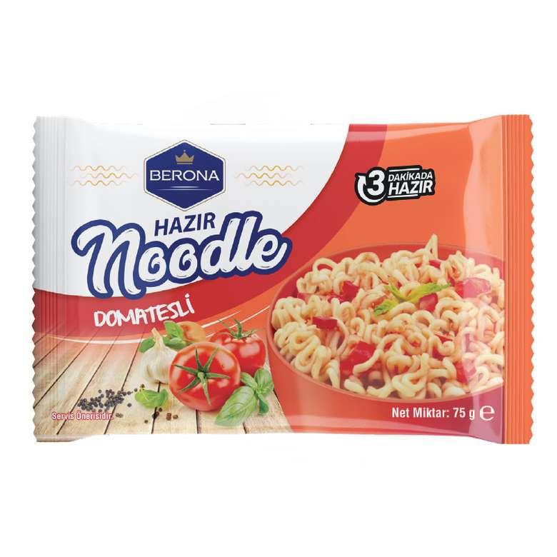Berona Noodle Paket Domatesli 75 G