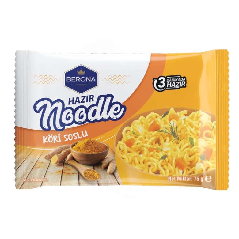 Berona Körili Noodle 75 G