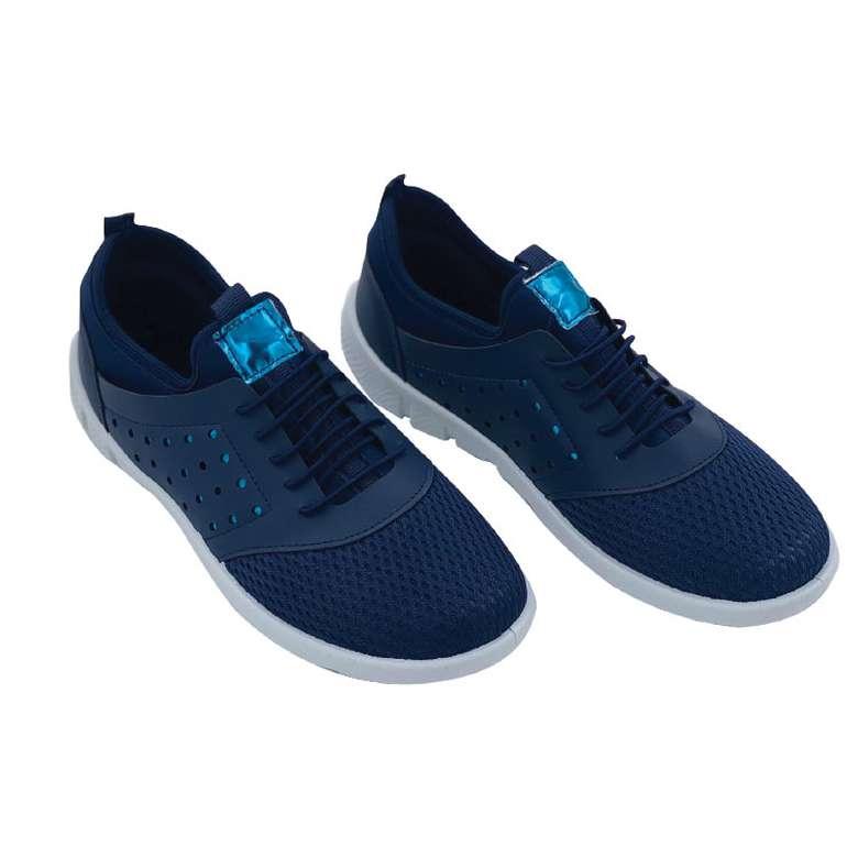 Bayan Spor Ayakkabı - Lacivert, 38