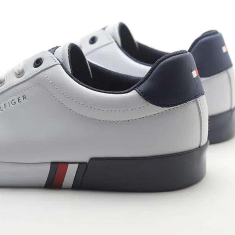 Tommy Hilfiger Rafferty Erkek Ayakkabı - Beyaz, 42,5