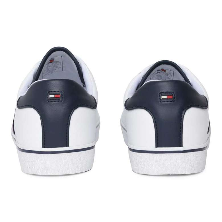Tommy Hilfiger Tmpesto -F Erkek Ayakkabı - Beyaz, 44,5