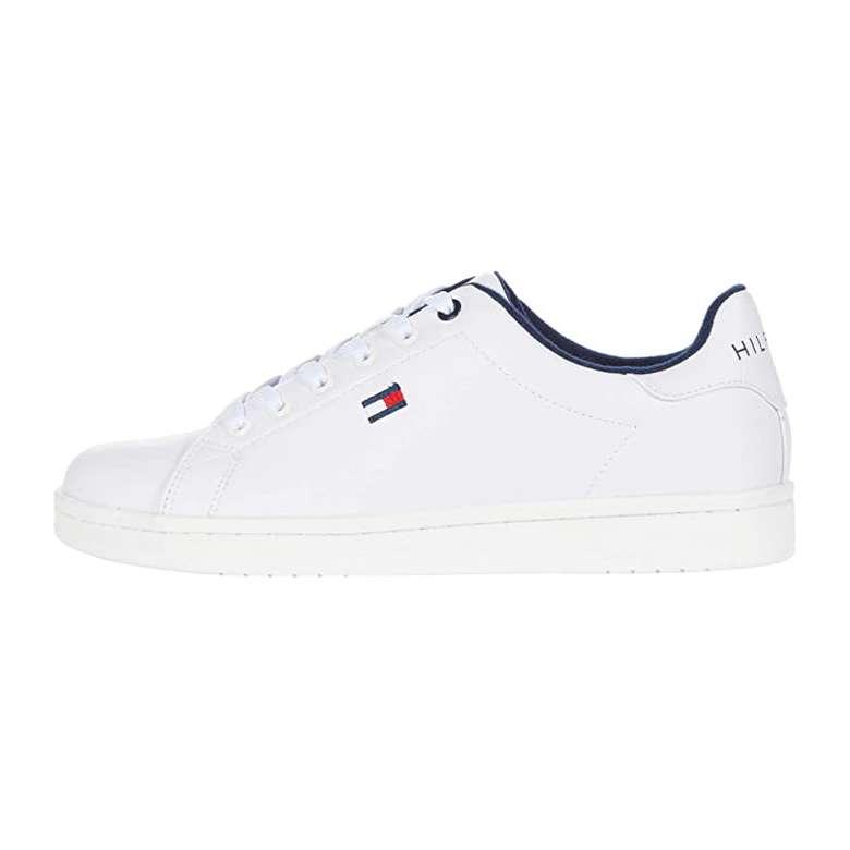 Tommy Hilfiger Lendar Erkek Ayakkabı - Beyaz, 42,5