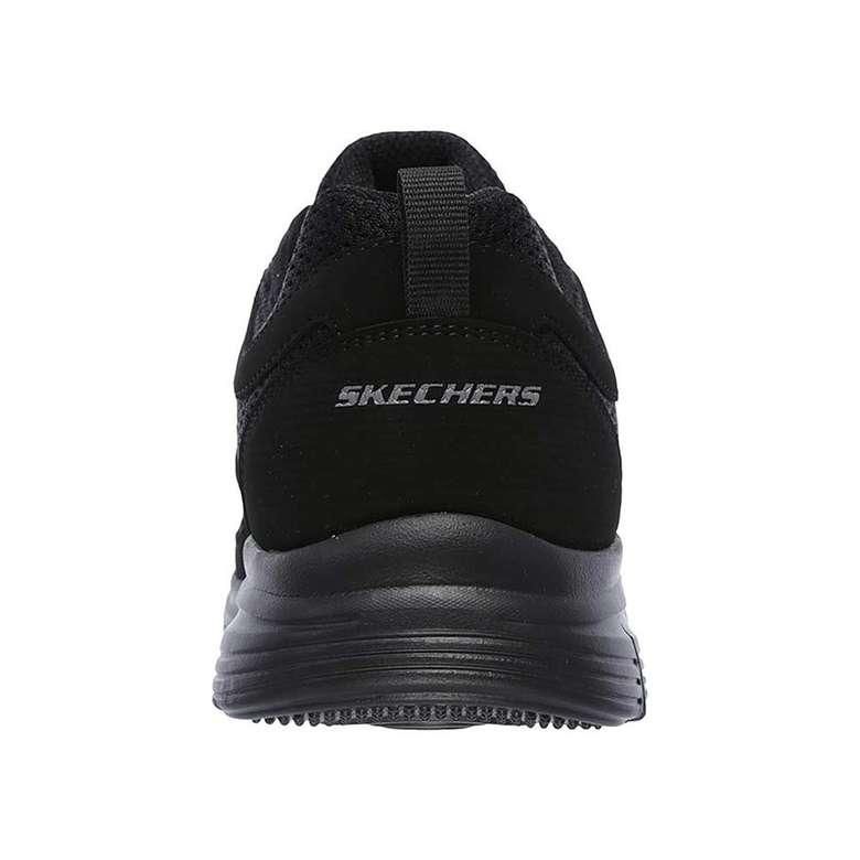 Skechers 52635-Bbk Siyah Erkek Aya, 41,5