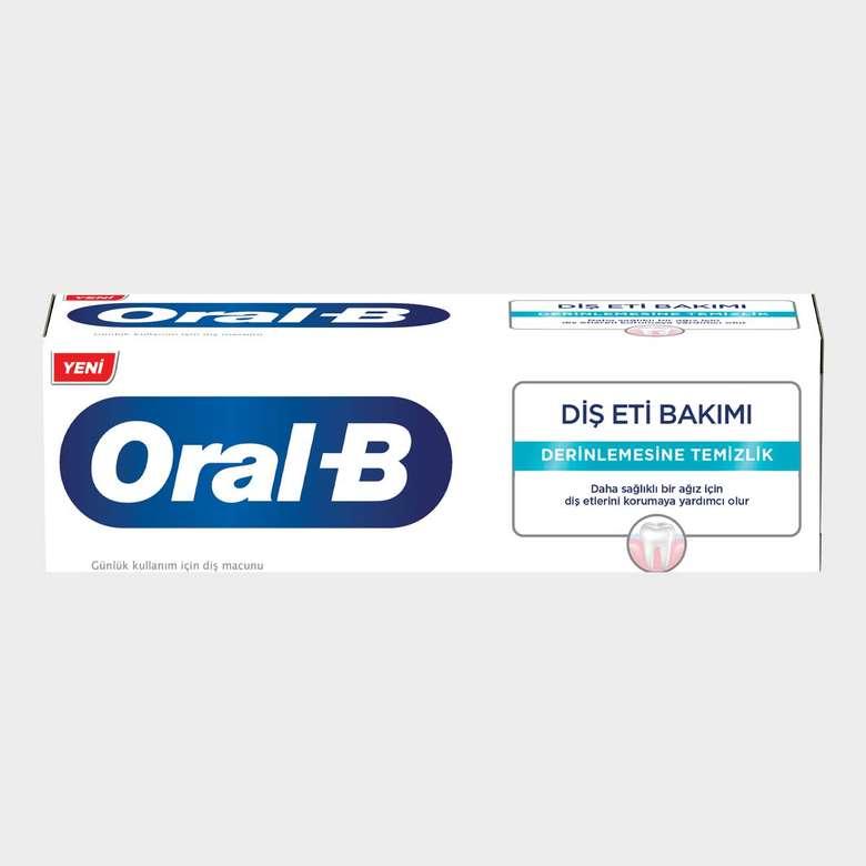 Oral-B Diş Macunu Diş Eti Bakımı 65 Ml