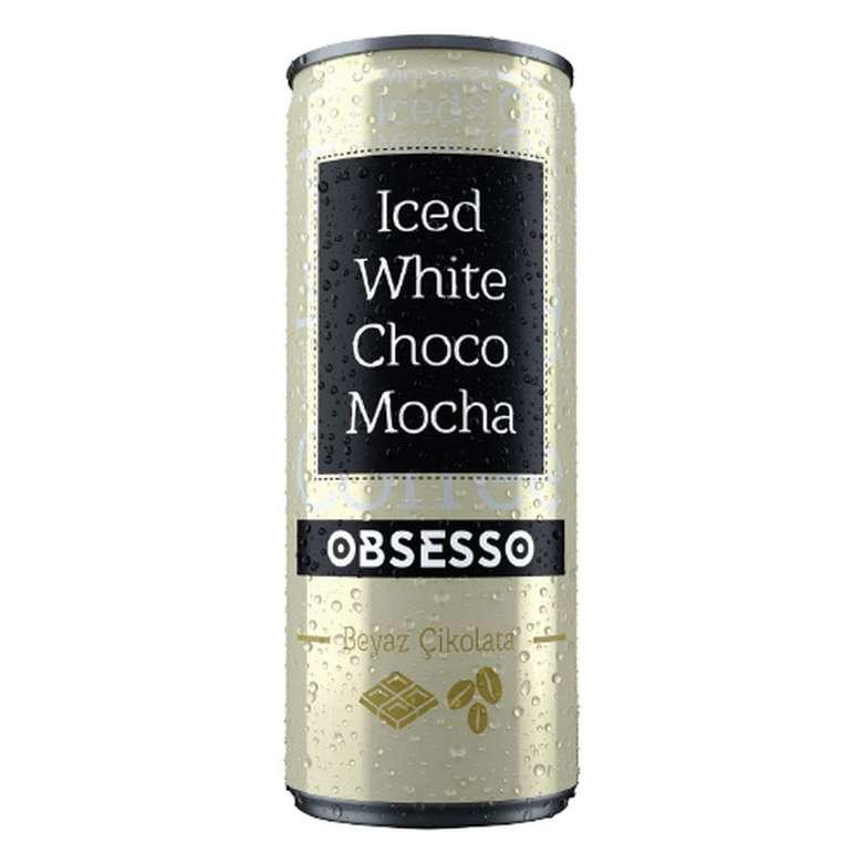 Obsesso Soğuk Kahve White Chocolate Mocha 250 Ml