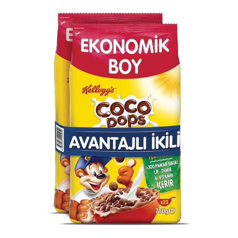 Cocopops Mısır Gevreği Çikolatalı 2X700 G